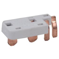 Connecteur de disjoncteur et interrupteur différentiel 63A