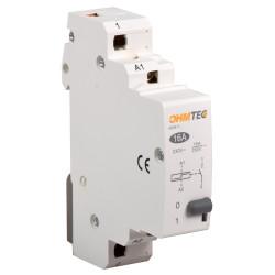 Télérupteur électromécanique 16A