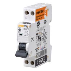 Disjoncteur à vis 1P+N 3kA 10A