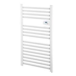 500W - Sèche-serviettes tubes ronds - fil chauffant